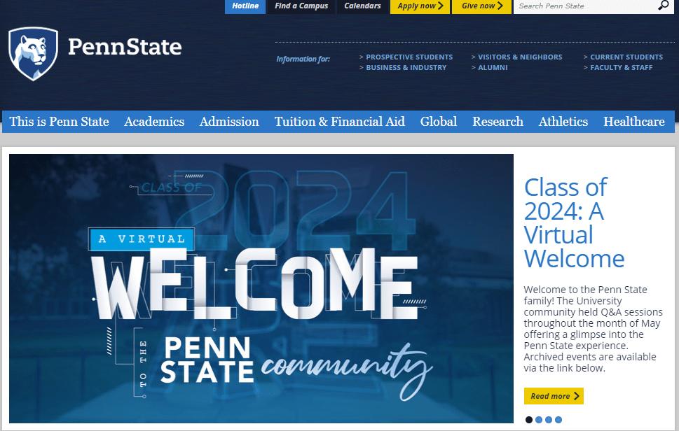 PennStateUniversity
