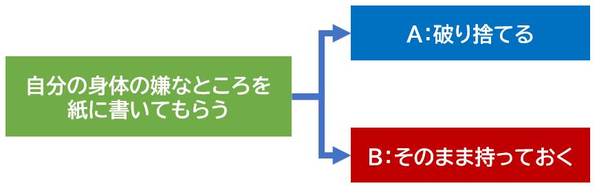 実験の概略図