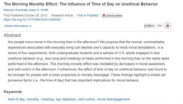 TheMorningMoralityEffect