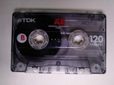 音声テープ